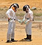 USAID Dioxin Contamination Project Progress Soil Sampling (9365436538).jpg
