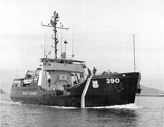 USCGC Blackhaw (WLB-390) - Image: USCGC Blackhaw