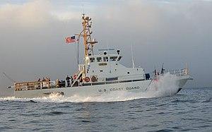 USCGC Halibut-profile