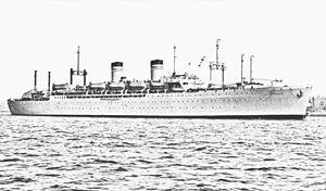 USS Admiral E. W. Eberle (AP-123) - USNS General Simon B. Buckner (T-AP-123).