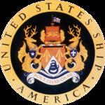 USS America (CV-66) insignia 1963.png