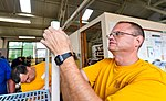 USS John C. Stennis Chief selectees clean Retsil Veterans Home 160901-N-EC099-137.jpg
