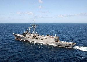 USS McClusky (FFG-41)
