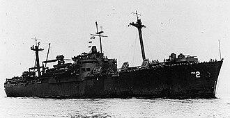 USS Pinkney (APH-2) - USS Pinkney (APH-2)