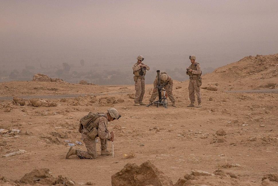 M252 mortar - Howling Pixel