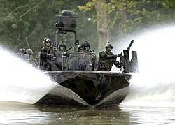 US Navy 070825-N-9769P-301 Special Warfare Combatant-craft Crewmen (SWCC) transit the Salt River in northern Kentucky during pre-deployment, live-fire training.jpg