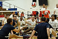 US Navy 110521-N-CD297-010 Team Navy-Coast Guard plays Special Operations Command in the bronze medal game of sitting volleyball during the second.jpg
