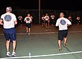 US Navy 110812-N-OH262-012 Chief petty officer selectees lead the Chief's Mess in an exercise during physical fitness training at Naval Station Gua.jpg