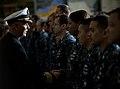 US Navy 111202-N-DR144-392 CO gives farewell address.jpg