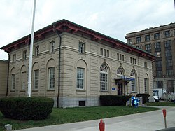 US Post Office-Olean NY Apr 10.JPG