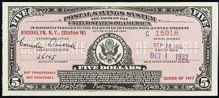 United States Postal Savings System