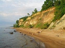 Udria cliff, 2010-06.jpg