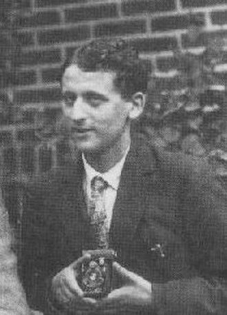 Samuel Goudsmit - Samuel Goudsmit around 1928