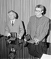 Uitreiking Anna Blamanprijs en Hendrik Chabotprijs 1969.jpg