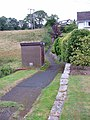 Unattractive but useful footpath - geograph.org.uk - 221484.jpg