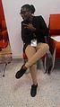 Une membre de Wikimedia Côte d'Ivoire.jpg