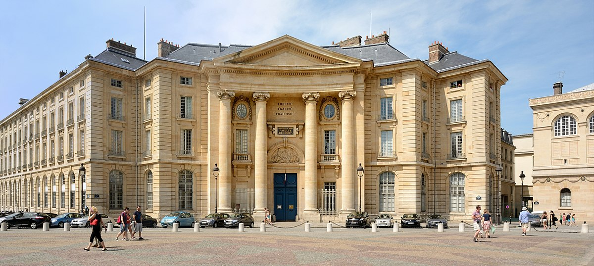 File:Universite de Paris Faculte de droit DSC 1945w.jpg - Wikimedia Commons