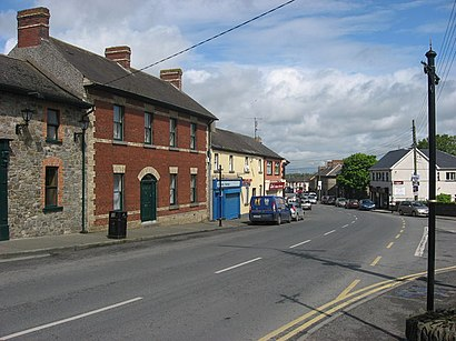 How to get to Dunleer with public transit - About the place