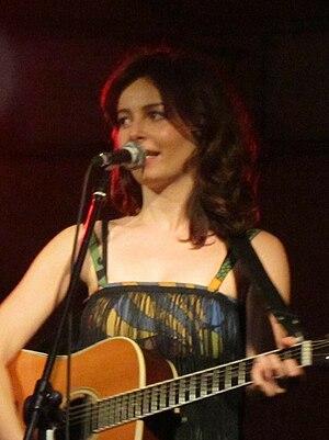 Violante Placido - Placido in concert in Cantù, 18 June 2010