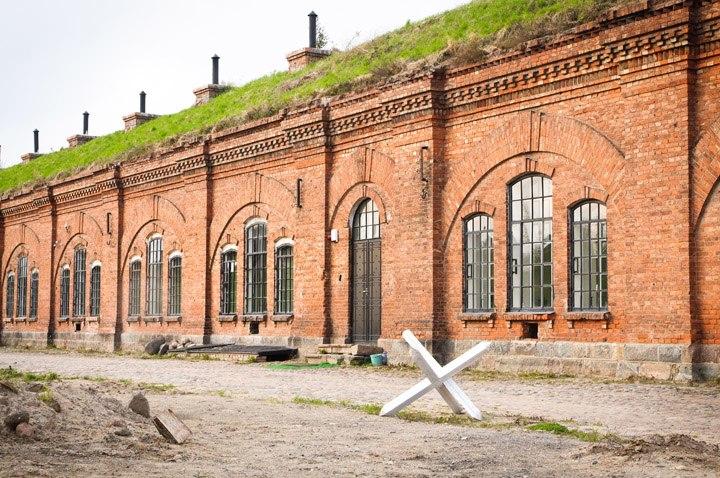 VIIth fort barracks
