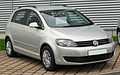VW Golf Plus 1.4 Trendline Facelift front 20100919.jpg