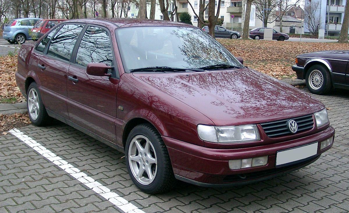 Volkswagen Passat B4 Wikipedia La Enciclopedia Libre