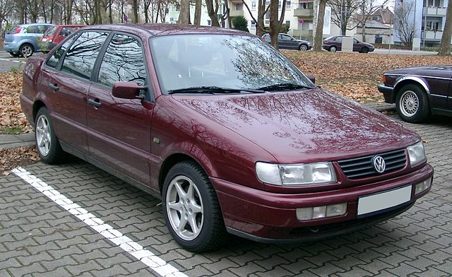 Passat (Type 3A) - VW