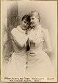 Valborg & Thyra Holmlund, porträtt - SMV - H4 110.tif
