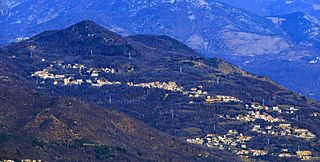 Valgioie Comune in Piedmont, Italy