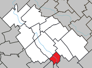 Vallée-Jonction Municipality in Quebec, Canada
