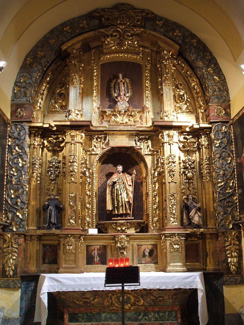 Valladolid - Iglesia de Nuestra Señora de las Angustias 02.JPG