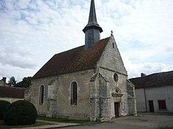 Vallan (Yonne) l'Eglise.JPG
