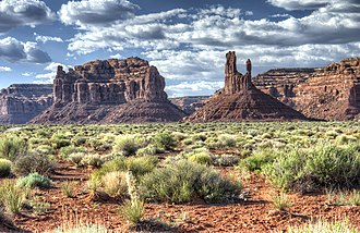 Valley of the Gods - Valley of the Gods