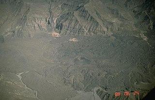 Andagua volcanic field A volcanic field in Peru