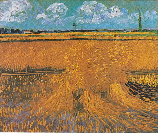 Cereals Paintings World Crops Database