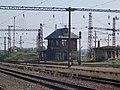 Vasútállomás, keleti irányító torony, 2018 Dombóvár.jpg