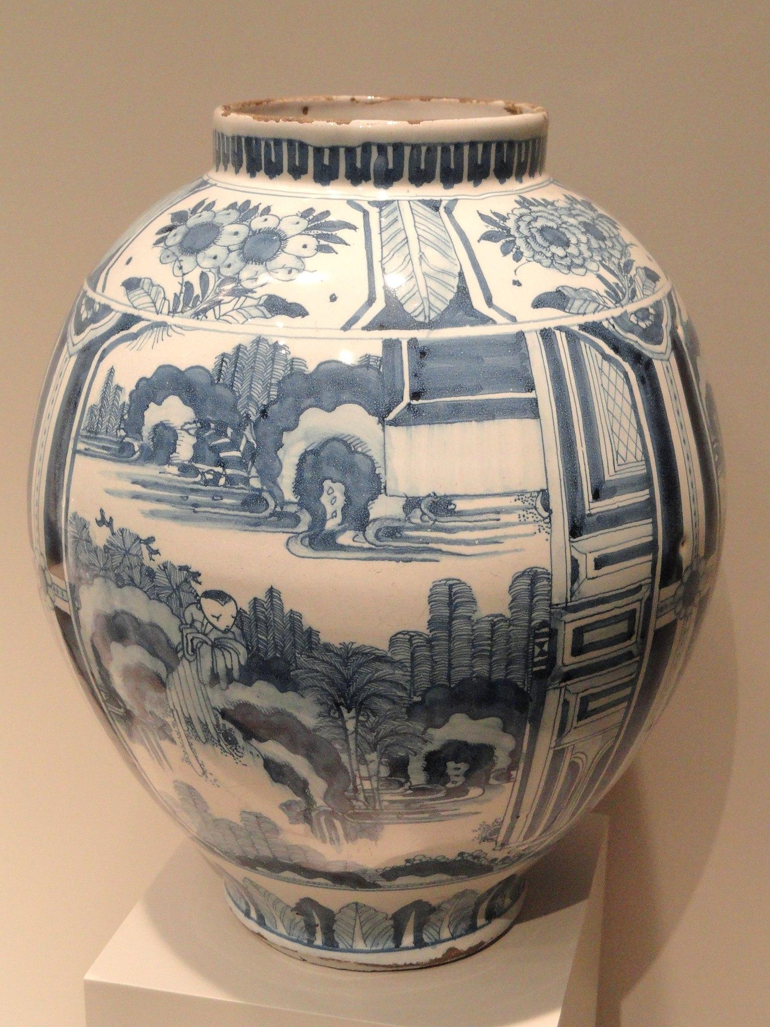 dating ceramica delft