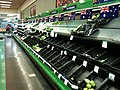 Vegetable section empty in a supermarket in Kenmore.jpg