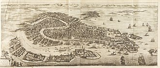 Pieter van der Aa - Image: Venice 1762 by Pieter van der Aa