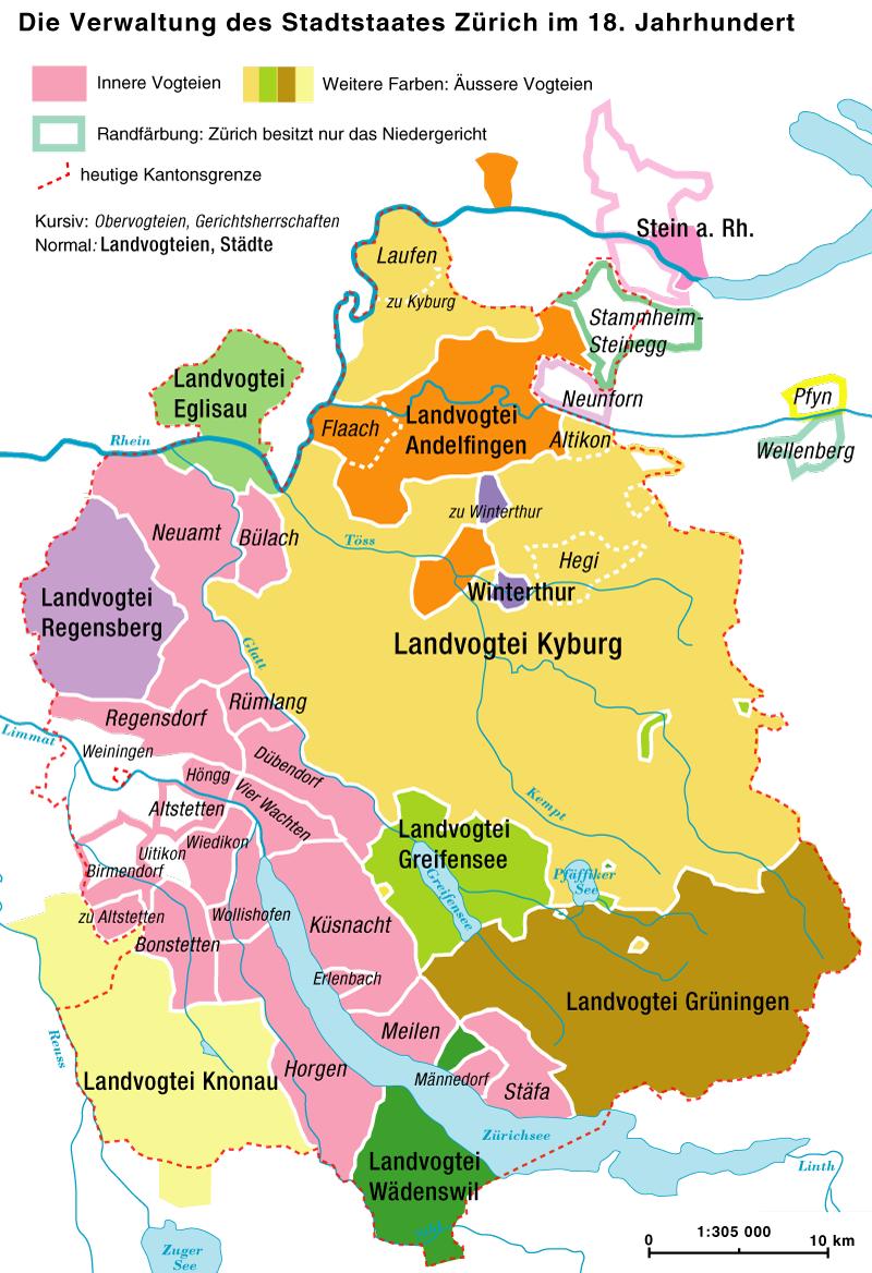 Verwaltung Kanton Zürich 17