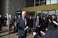 Vice President Biden Addresses Reporters at the War Memorial of Korea (11292598934).jpg