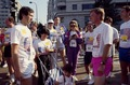 Vice President Dan Quayle, right, and other runners at the Race for the Cure run in 1990, Washington, D.C LCCN2011632630.tif