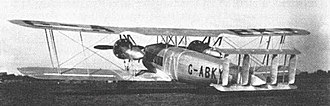 Vickers Vellore - Vickers Vellox