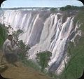 Victoria Falls on the Zambezi River, Rhodesia (4904377327).jpg