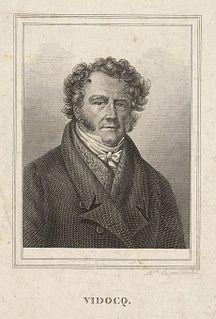 Eugène François Vidocq French criminal and criminalist