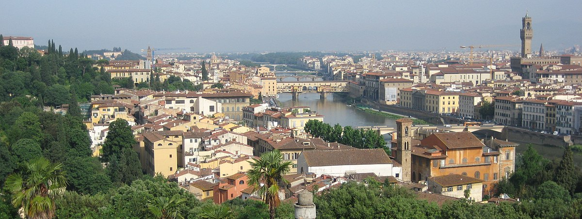 Italian Florence: File:View From Piazzale Michelangelo.JPG