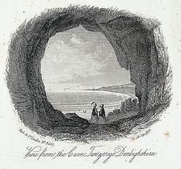 View from the Cave, Tan-yr-ogo, Denbighshire