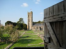 View from the Monastic Latrine Muchelney - geograph.org.uk - 1260423.jpg