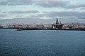 View of the Port of Las Palmas from the dock of La Esfinge (2).jpg
