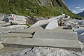Viewpoint stairs in Tungeneset, Senja, Troms, Norway, 2014 August.jpg